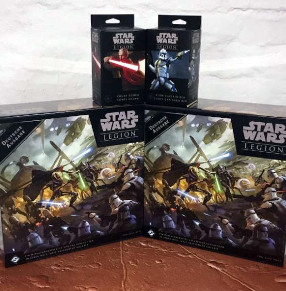 SW-BUNDEL Clone Wars