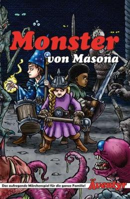 Äventyr Monster von Masona - Abenteuerbox