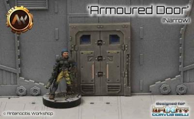 Armoured Doors (10)