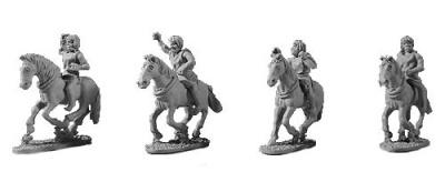 Numidian Cavalry (4)