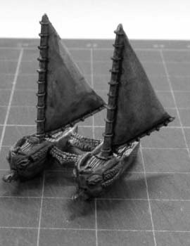 Elf Catamaran 'Stormbird'