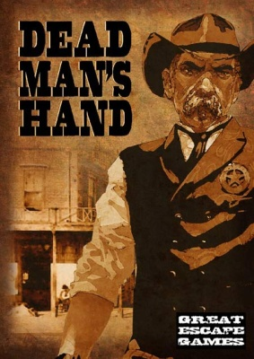 Dead Man`s Hand Rulebook (Wild West)