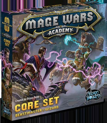 Mage Wars: Academy Core Set (engl.)