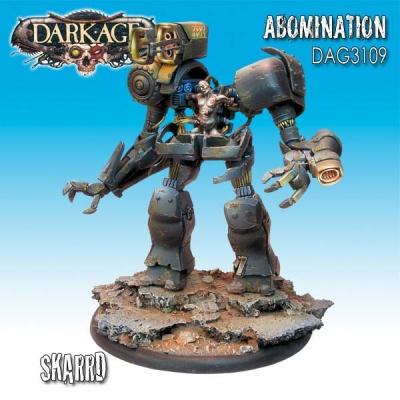 Skarrd Abomination (1)