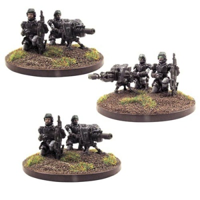 Corporation Heavy Weapon Teams (3)