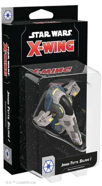 SW: X-Wing 2.Ed. Jango Fetts Sklave I