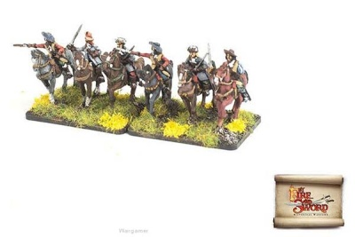 Imperial cuirassiers (6)