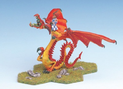 Imperial Dragonrider