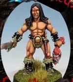 Joey the Barbarian