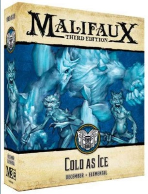Malifaux (M3E): Cold as Ice