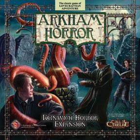 Arkham Horror: Dunwich Horror engl.