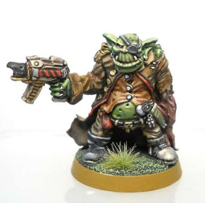 Chaos Orc #4