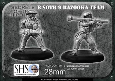 British Bazook Team (2)