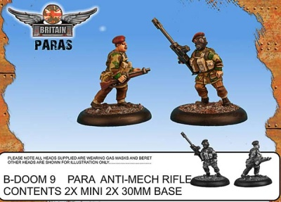Para Anti-Mech Rifle (2)