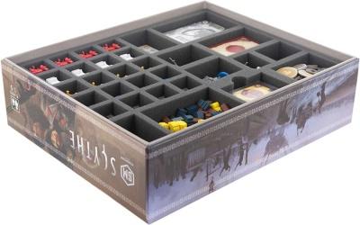 Schaumstoff-Set für die original Scythe Brettspielbox