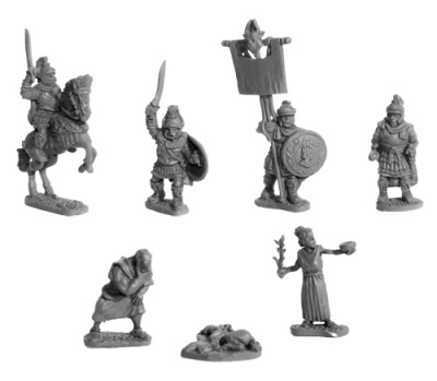 Seleucus Nicanor Personality Pack