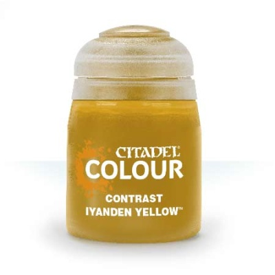 Iyanden Yellow (Contrast)