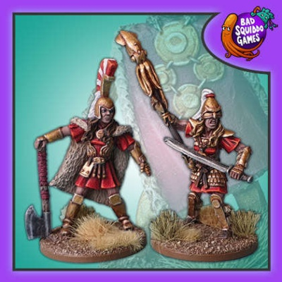 Amazon Commander & Standard Bearer (2)