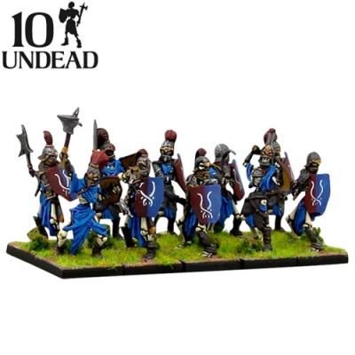 Undead Revenant Troop (10)