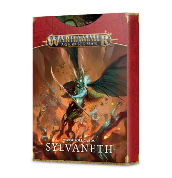 Warscroll Cards: Sylvaneth (Deutsch)