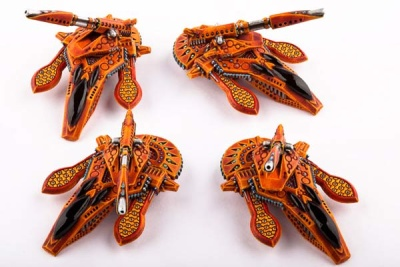 Shaltari: Yari Light Grav-Tanks (4)