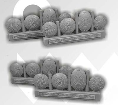 Dwarves Shields