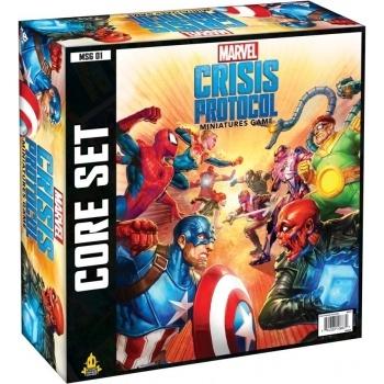 Marvel Crisis Protocol: Core Set - EN