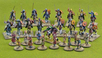 Spanish Starter Warband (4 point)