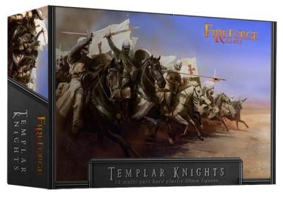 Templar Knights Cavalry (12)