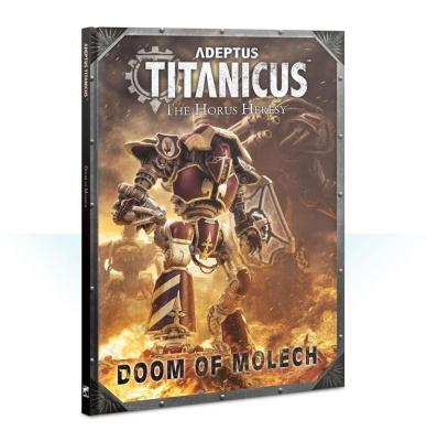Adeptus Titanicus: Doom of Molech ENGLISCH