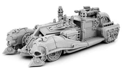 Heresy Hunter Armored Car