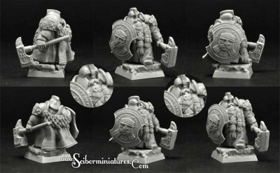 Dwarf Lord Helgrind