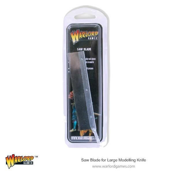 Saw Blade for Large Modelling Knife (42 TPI)