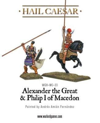 Alexander the Great & Philip I of Macedon (2)