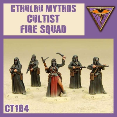 Cultist Fire Squad