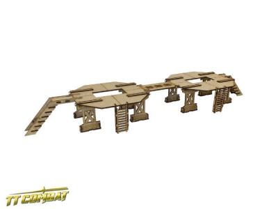 Industrial Large Platform Set B OOP