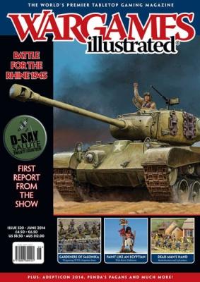 Wargames Illustrated Nr 320