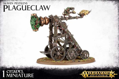 Plagueclaw/ Warp Lightning Cannon