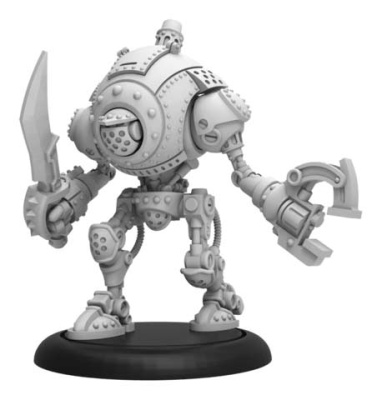 Swashbuckler - Mercenary Light Warjack