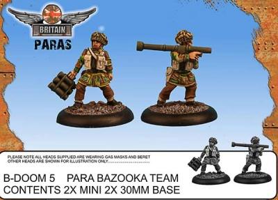 Para Bazooka Team