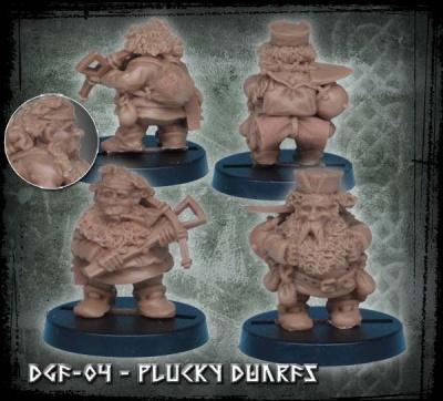 Plucky Dwarfs (2)