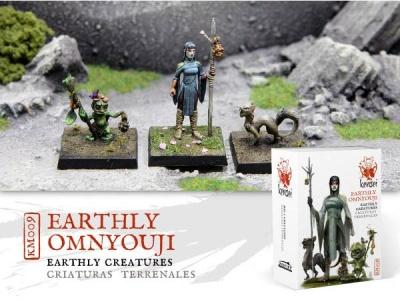 Earthly Omnyouji (3)