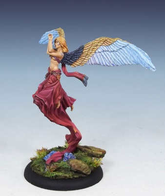 Harbinger - Female Angel
