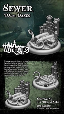 Wyrdscapes - Sewer 40MM (2)