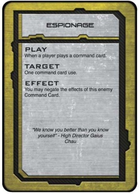 PHR Command Cards (english)