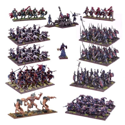 Undead Mega Army (140)