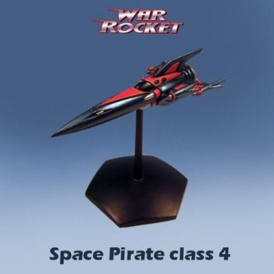 War Rocket - Space Pirates: Class 4