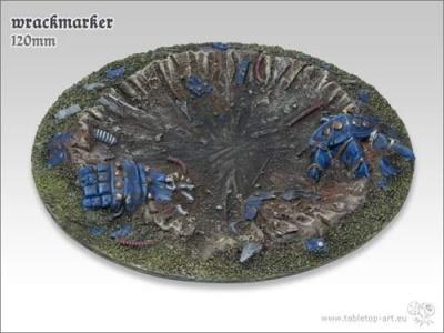 Wrackmarker 120mm
