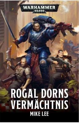 Rogal Dorns Vermächtnis (Taschenbuch)