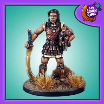 Rania - Amazon Warrior (1)